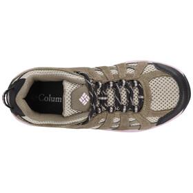 Columbia Redmond Explore - Chaussures Enfant - gris/rose